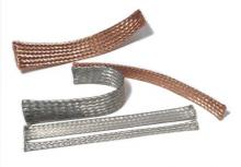 Flat Braided Copper Tapes (Flexible)