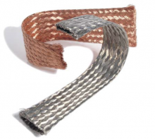 Flat Braided Copper Tapes (Highly Flexible)